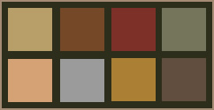 Concrete Color Chart