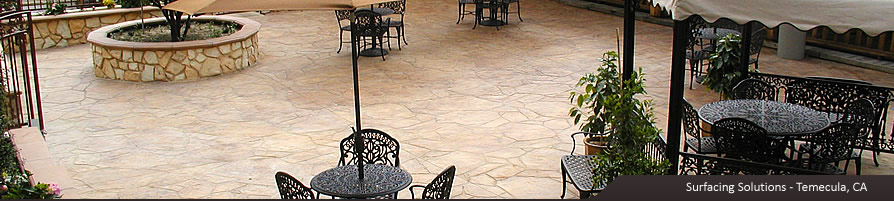 Surfacing Solutions - Temecula, CA