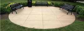 Simple Design Patio