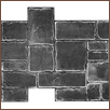 Cobblestone Stamp Pattern