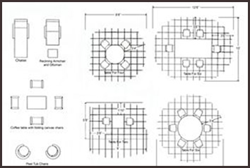 Patio Size Dimensions For Patio Areas